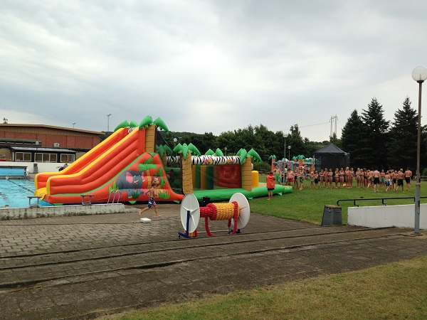Obstacle Courses  Hinderbana Hoppborg  2